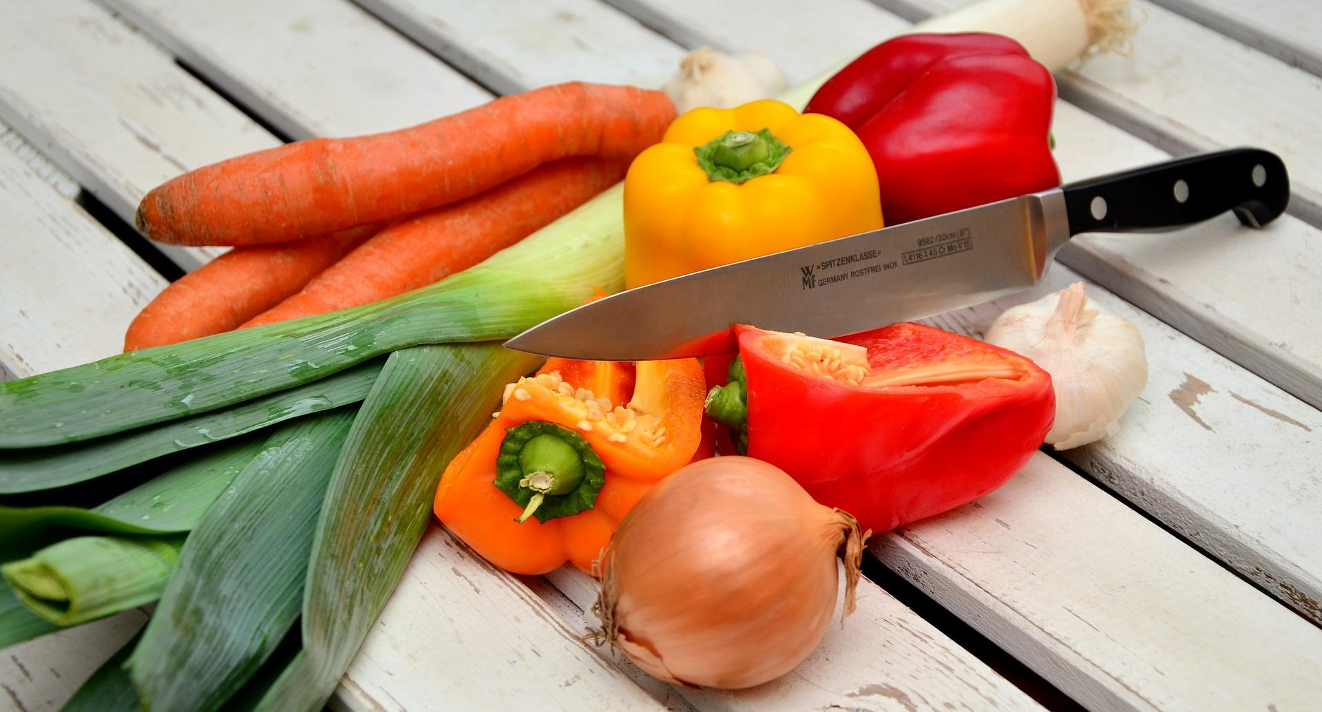 Miten lisätä kasviksia ruokavalioon?